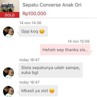 Testi My Lovely Cust...😘