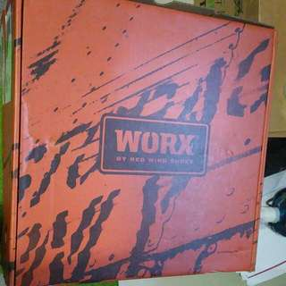 WORX Safety Boots By Red Wing (SteelToe)