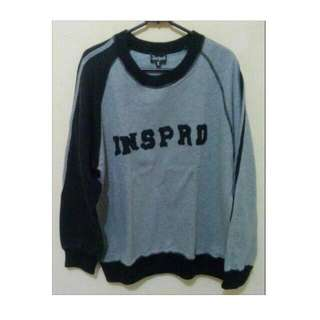SALE 50RB!! Unisex Gray Sweater