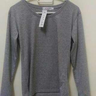Soft Grey Shirt