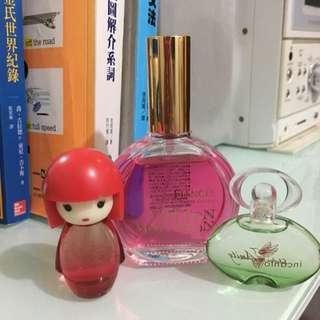 甜美味香水x4