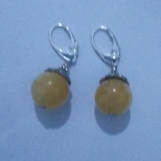 Anting Tomat Yellow