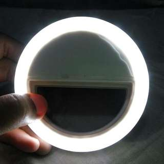 LED Ring Light Selfie