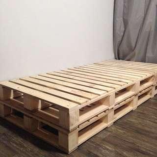 [全新]訂製木棧板 可當居家裝飾/床架用