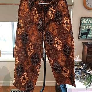 New Batik Boho And Javanese Batik Premium XXL Up To Size 20