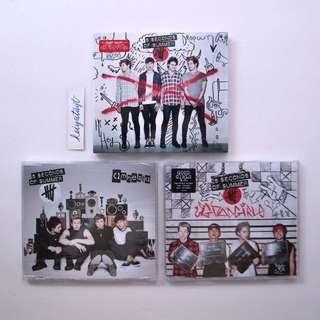 5SOS Album & CD Single
