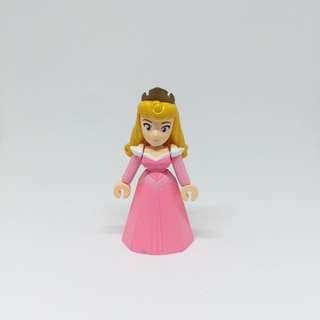 🚫Yujin 迪士尼 奧蘿拉 睡美人 積木人 積木公主 絕版 扭蛋 轉蛋 公仔 玩偶