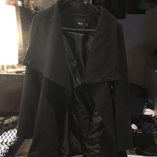 ASOS Black Coat