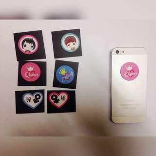 Sticker Screen Cleaner
