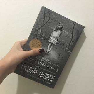 RESERVED. Miss Peregrine's Home For Peculiar Children