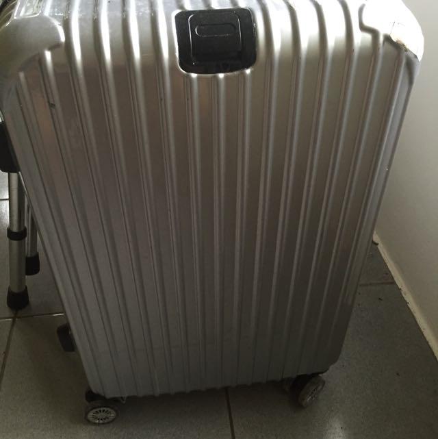 24吋 ABS靜音輪行李箱