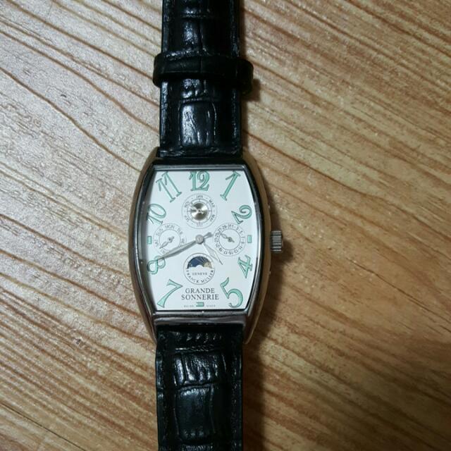 時尚機械手錶