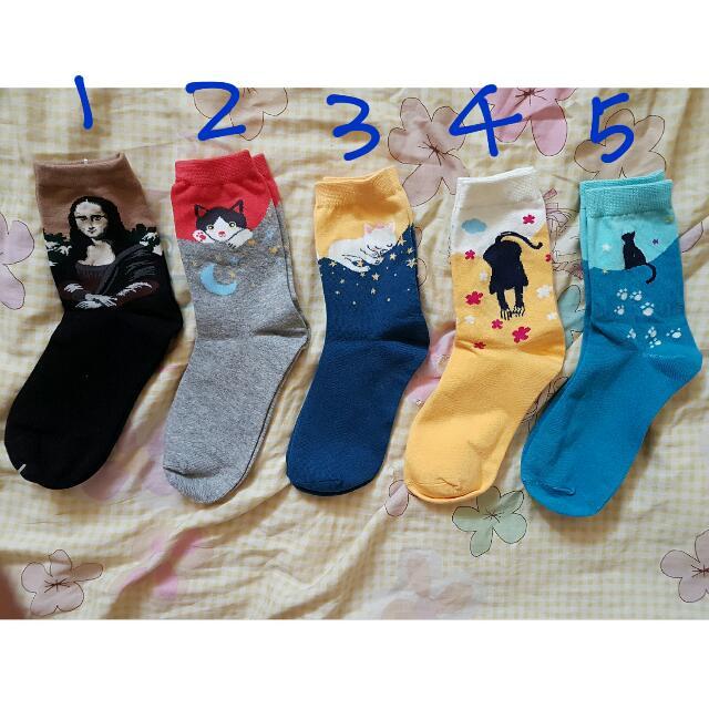 韓版 短襪 長襪 21款