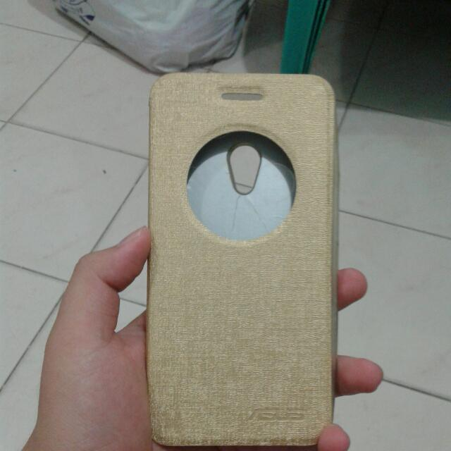( SALE ) BACKCASE ASUS ZENFONE 5 WARNA GOLD