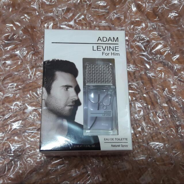 亞當Adam Levine 男性淡香水 全新未拆