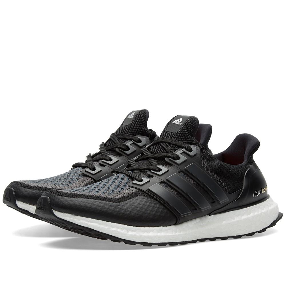 Bnib Adidas Ultra Impulso E Atr M, Cuore Nero E Impulso Grigio Scuro, Moda Maschile d7233c