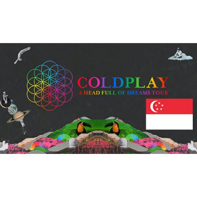 Air Asia Tiket Promo Bandung Singapore Coldplay