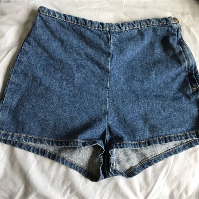 American Apparel Tap Shorts