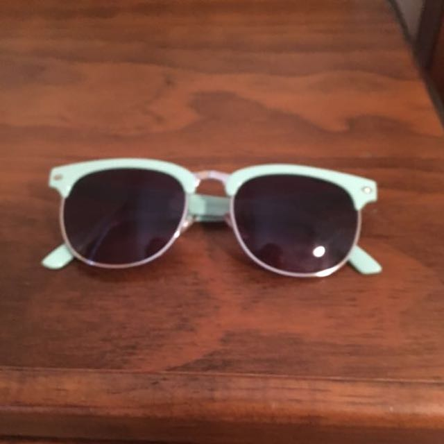 Aqua Cotton On Sunglasses