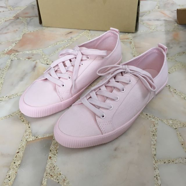 Asos Womens Pink Sneakers Dagnall