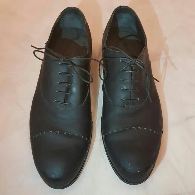 AUTHENTIC EMPORIO ARMANI SHOES SIZE 40