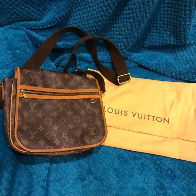 Authentic Louis Vuitton Bum Bag Boss Fall MI2047