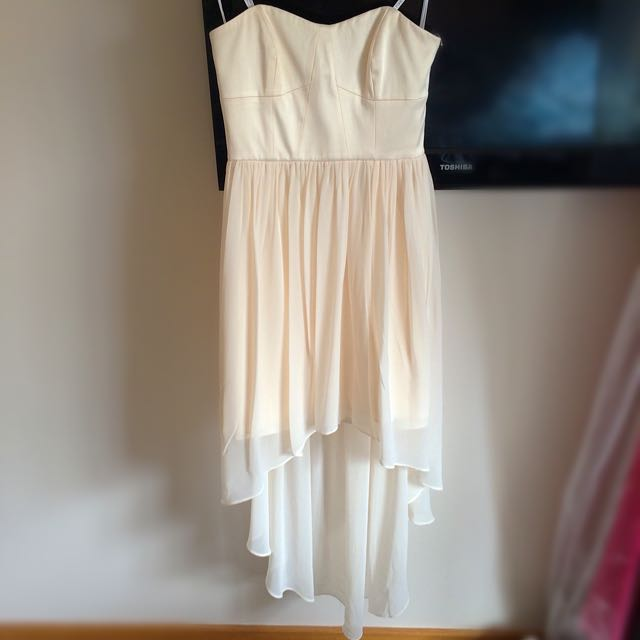 Beautiful Off White Dress