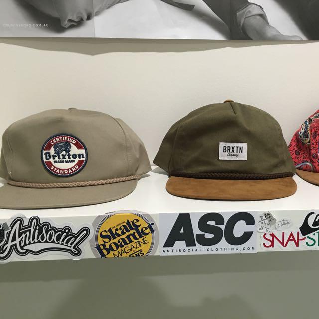 Brixton Hats, Stüssy Hat