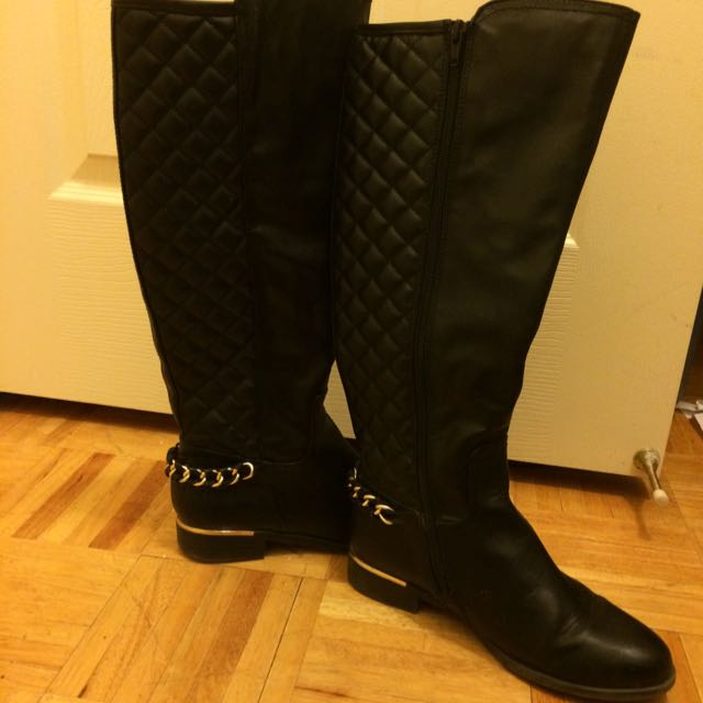 *ON HOLD * Call It Spring Tall Boots