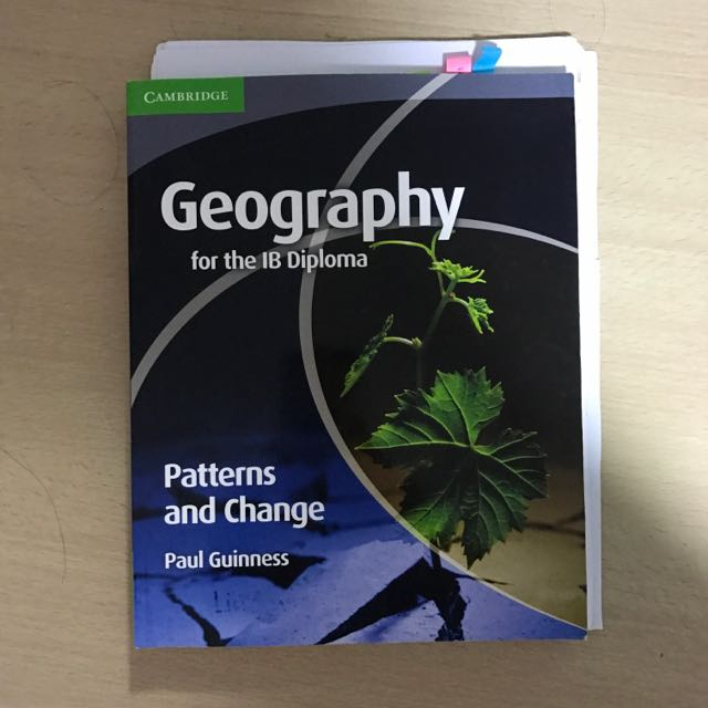 Cambridge Geography For The IB (Core)