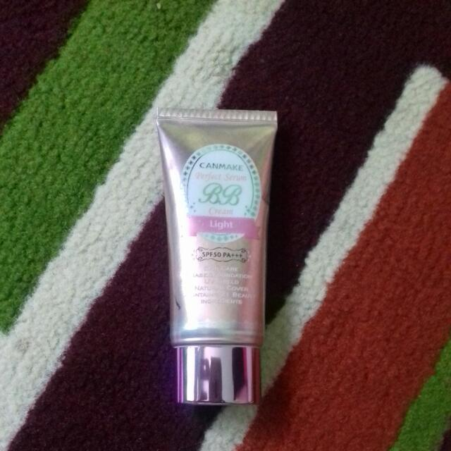 CANMAKE PERFECT SERUM BB CREAM SPF50 PA+++