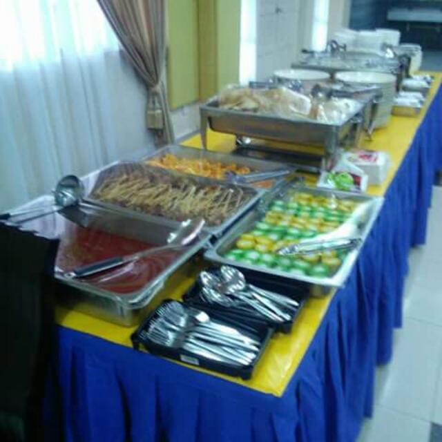 Catering Menerima Tempahan Makanan Food Drinks Packaged