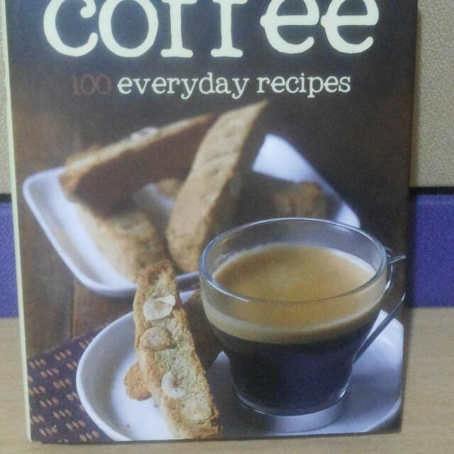 Coffee Everyday Recipe Book