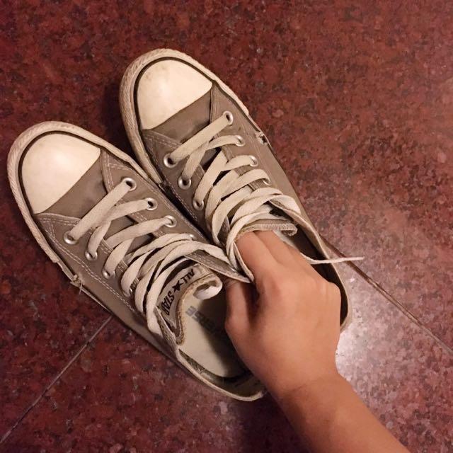Converse 灰色