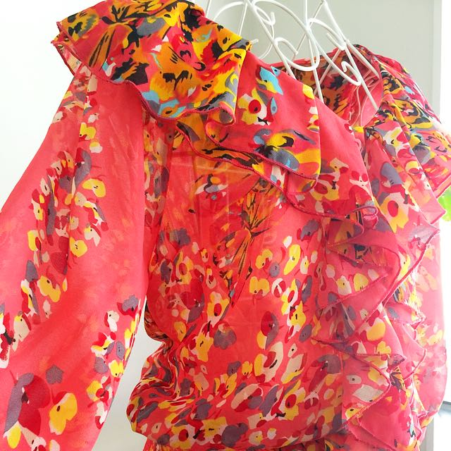 DemGirl NZ designer long dress