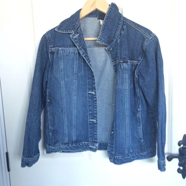 Denim jacket -PENDING-
