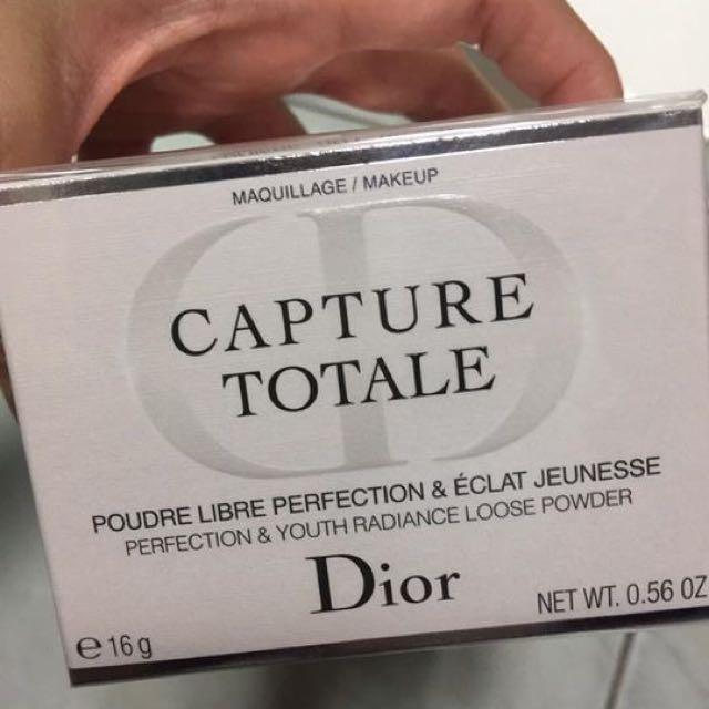 Dior迪奧逆時完美鬆粉