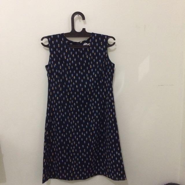 Dress Corak Dari China