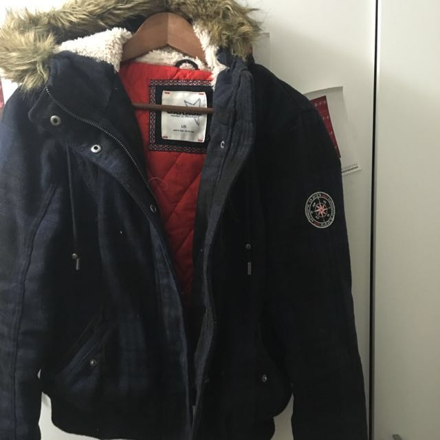 Garage Jacket Size Large