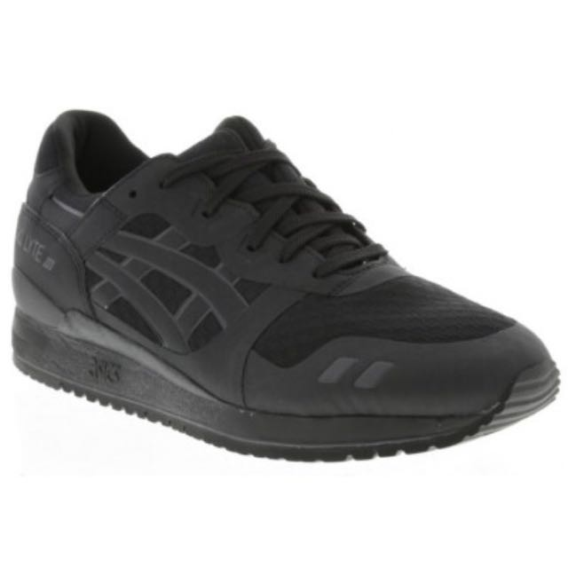 Gel-Lyte III Sneakers Black