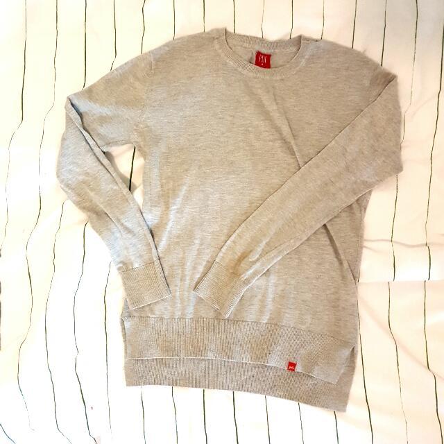 Grey Light Sweater
