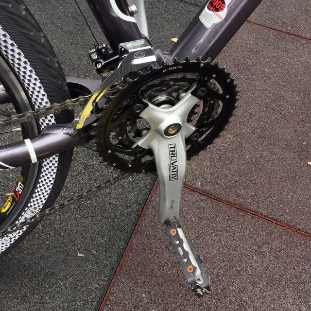 HASA 登山腳踏車