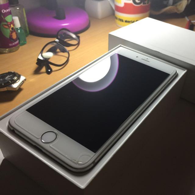 Iphone 6 Plus 64gb Fullset