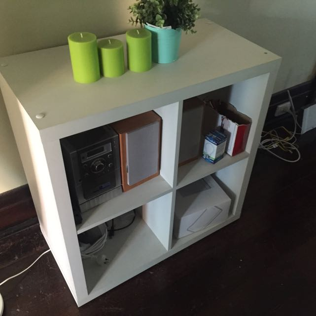 Kmart 2x2 Cube Cupboard