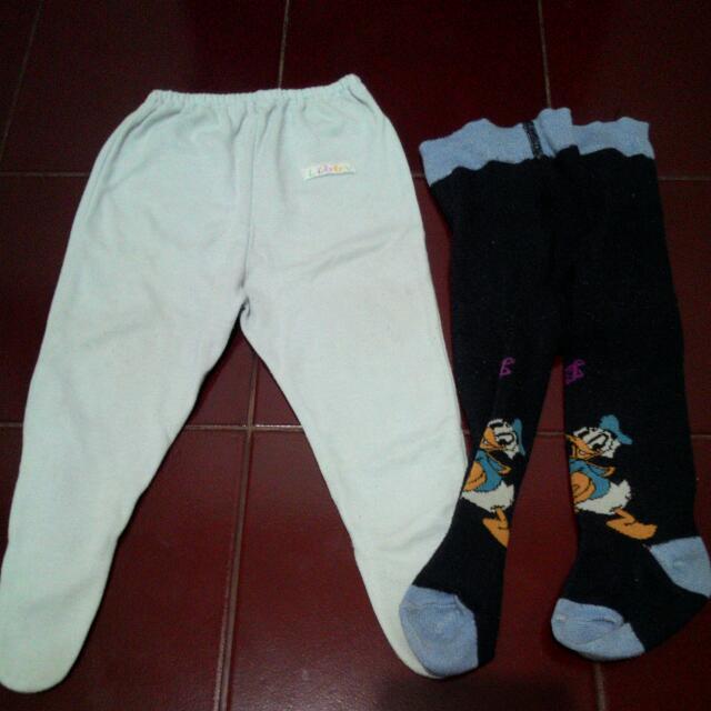 Legging&celana Panjang 0-3m