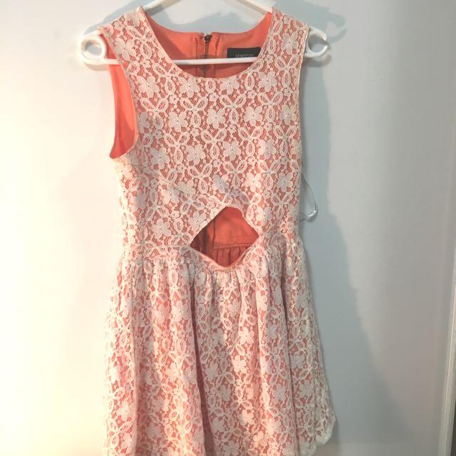 Mink Pink Skater dress