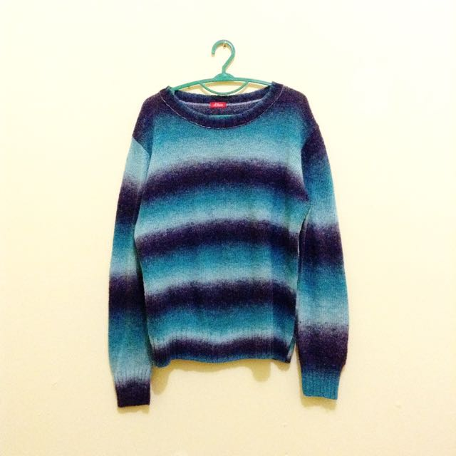 S.Oliver - Ombre Sweater