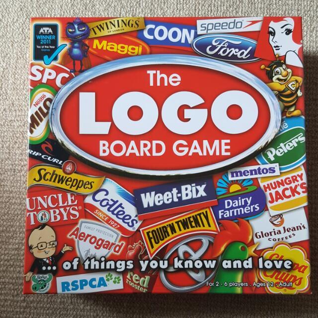 Original Logo Game