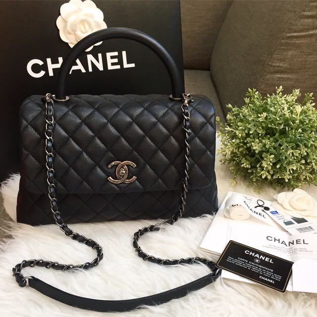 8a99651e00e123 💎SOLD!💎 Full Set With Receipt - BNIB Chanel Medium 10.5