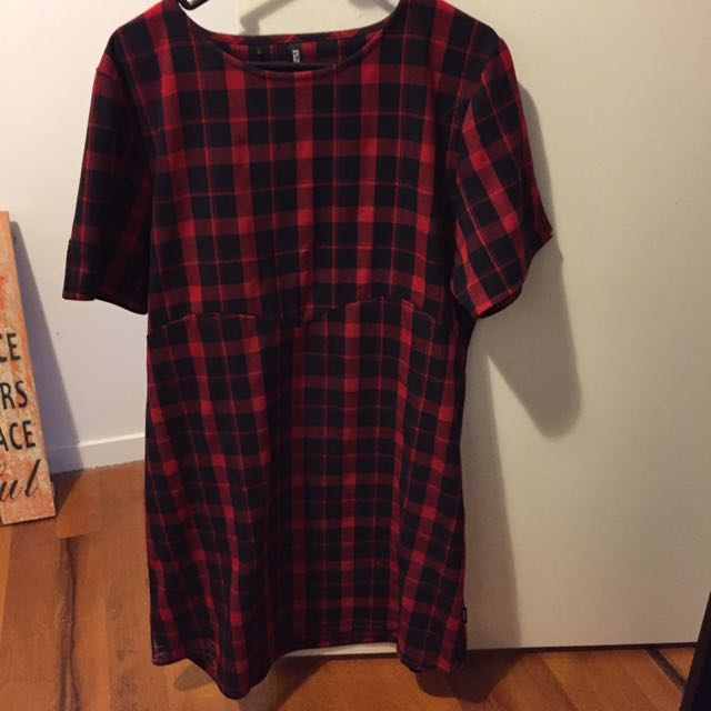 RPM Tartan Dress